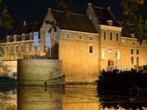 Moorddiner kasteel