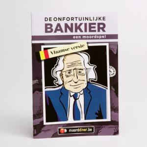 Moordspel De Onfortuinlijke Bankier Vlaamse Versie